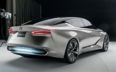 2020 Nissan Altima Coupe by 2021 Nissan Altima Coupe Exterior 2019 2020 Nissan