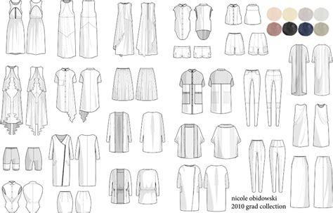 14 clothing design templates images fashion design