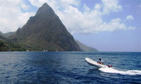 mooring buoy boat exam our caribbean adventure part 9 st lucia st vincent