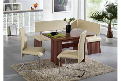 Modern Dining Table With Bench Coin Repas Banquette