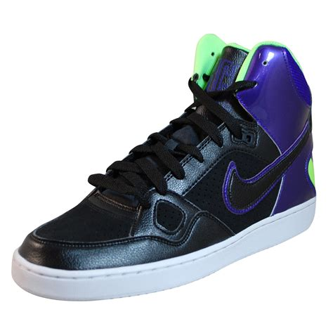 nike mid basketball shoes nike mens of mid black basketball shoes