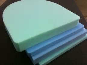 Foam Rubber Chair Cushions Details About Dining Chair Seat Pads Upholstery Foam