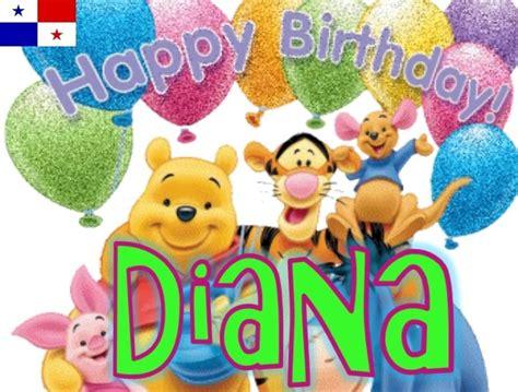 Imagenes De Feliz Cumpleaños Diana | im 225 genes de feliz cumplea 241 os para diana im 225 genes de