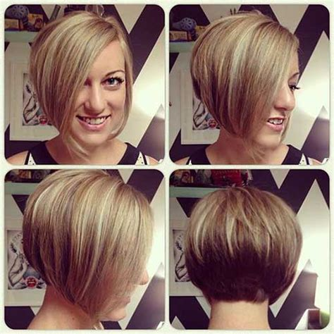 20 best layered bob hairstyles short hairstyles 2017 20 best stacked layered bob bob hairstyles 2017 short