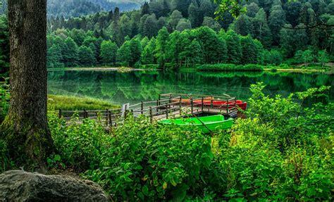 Komik Casper No 9 karagol artvin turkey landscape nature amazing lake
