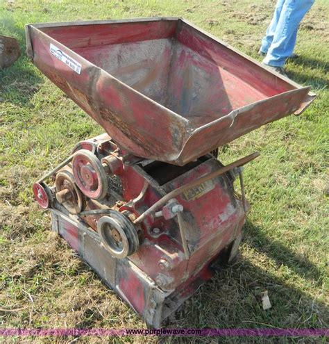 peerless roller mill item bk9492 sold september 13 gove