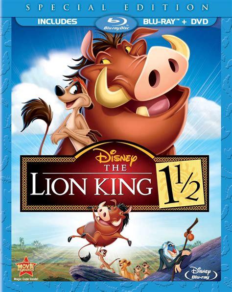 film lion king 3 the lion king 3 hakuna matata 2004 720p bluray x264 dts