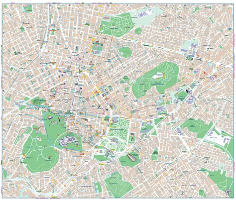 athens map athens map detailed city and metro maps of athens for orangesmile