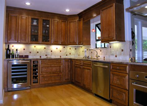 Kitchen Wine Cabinets Wine Rack Cabinet Kitchen