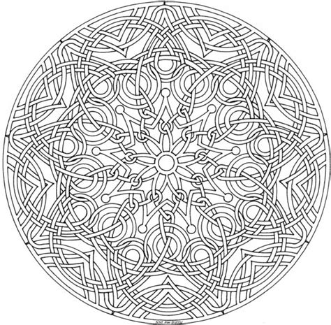 celtic mandala coloring pages for adults de stress coloring for grown folks browngirl speaks