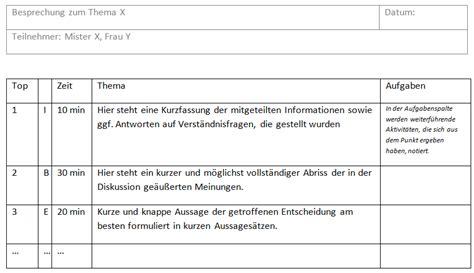 Protokoll Vorlagen Muster Noch Mehr Meeting Projekt B Log