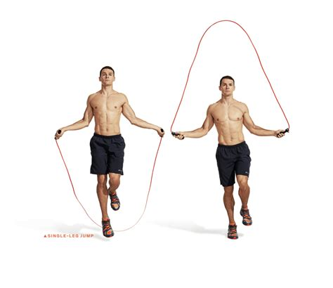 rope swing workout the best jump rope workout men s fitness