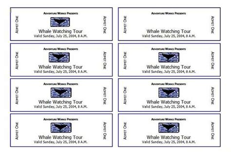 templates for event tickets all kinds of free templates editable my style