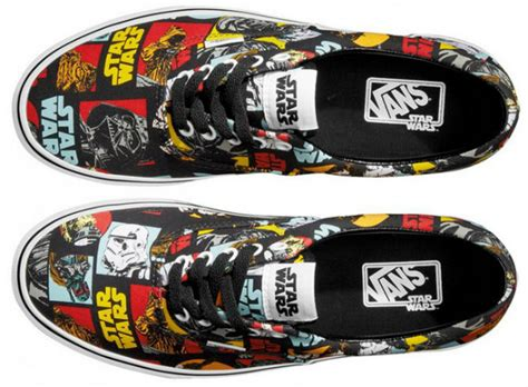 vans wars logo check out these wars baggins