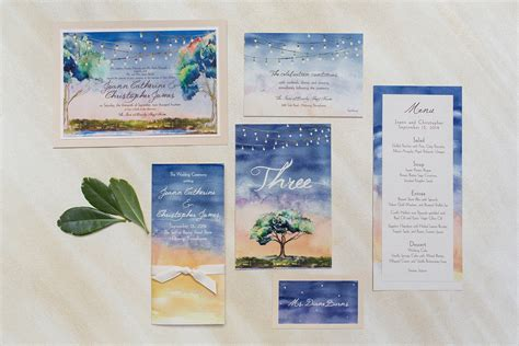 Trend Alert Watercolor Ways by Trend Alert Watercolor Details For Weddings Tracie
