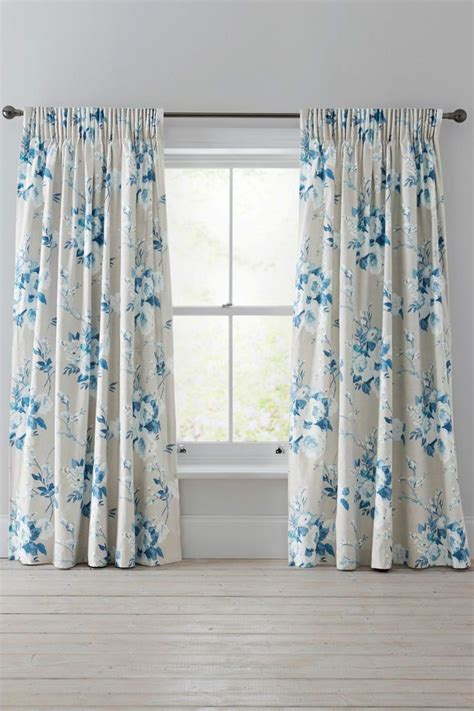 teal print curtains 25 best ideas about teal pencil pleat curtains on