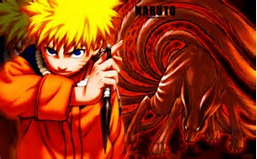 Naruto Nine Tail Fox