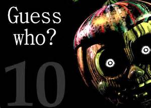 Five night s at freddy s 3 quot and its release date may be incoming a