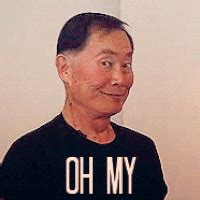 George Takei Oh My Meme - online troll tells lgbt advocate george takei quot you suck