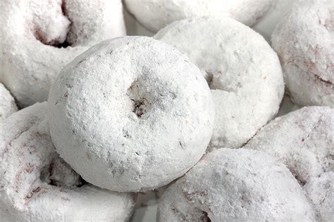 Toys Donuts Whitesugar white powdered sugar doughnuts photograph by tracie kaska