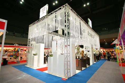 booth design winner china sourcing fair home products best of show award