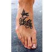 Sexy Suck Tattoo Design Foot Tattoos For Women