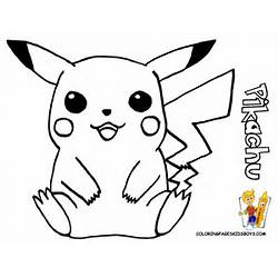 All Pokemon Characters Picture Coloring Pages