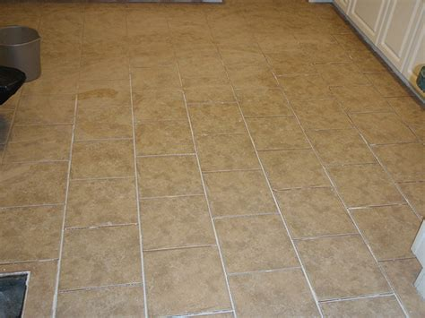 brick pattern tile on floor kitchen floor tile brick pattern millerrestoration