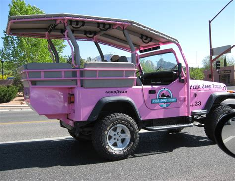 pink jeep cool pictures pink jeep