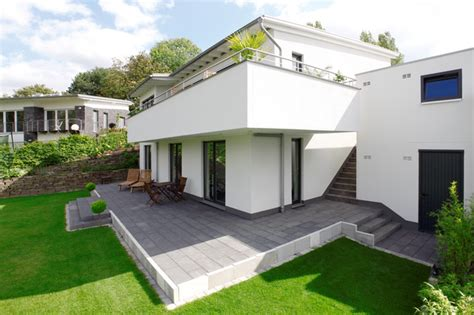 Terrasse Mit Stufen by Terrasse Mit Stufen Zum Garten