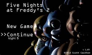 Five nights at freddy s 2 iphone download
