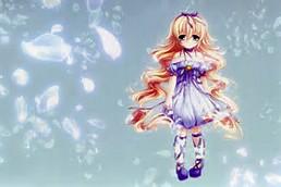 Cute Anime Girl Desktop