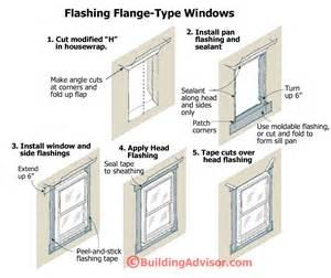 Vinyl Window Flashing