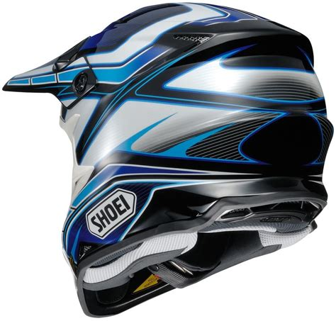 shoei helmets motocross 424 31 shoei vfx w capacitor dot approved motocross mx