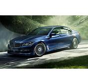 2017 Bmw Alpina B7 Super Saloon Have Been A M7 In