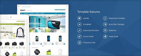 swift responsive virtuemart template