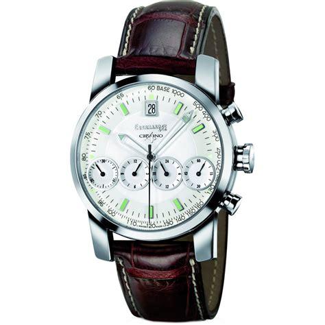 Caliber Borsa eberhard co chrono 4 automatic chronograph 40 millimetri