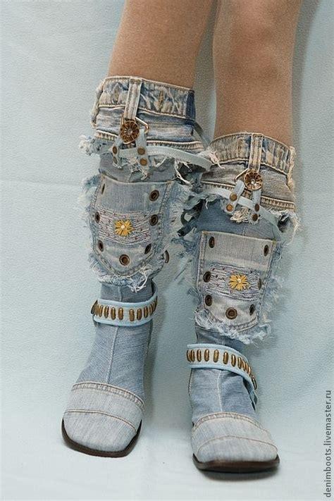 diy denim shoes 2 handmade denim shoes