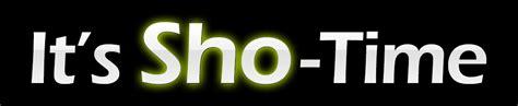 Sho Epoch header it s sho time