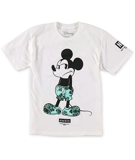 I Mickey Crop Rumbai Tshirt neff x disney its whatever boys t shirt