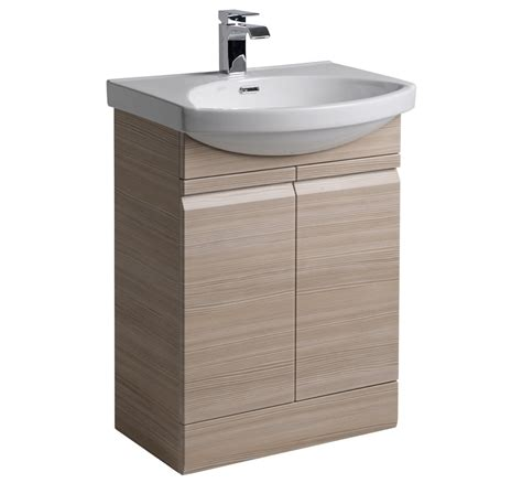 Roper Rhodes Profile Pale 600mm Freestanding Unit Taps Bathroom Vanities