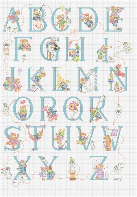 lettere piccole punto croce punto croce disegni foto 14 41 tempo libero pourfemme