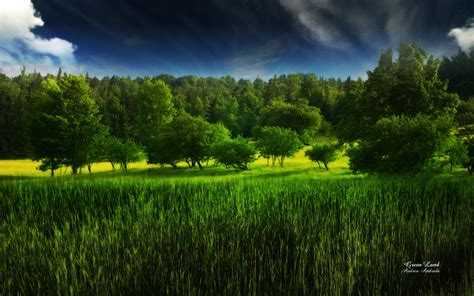 green land by andreaandrade on deviantart