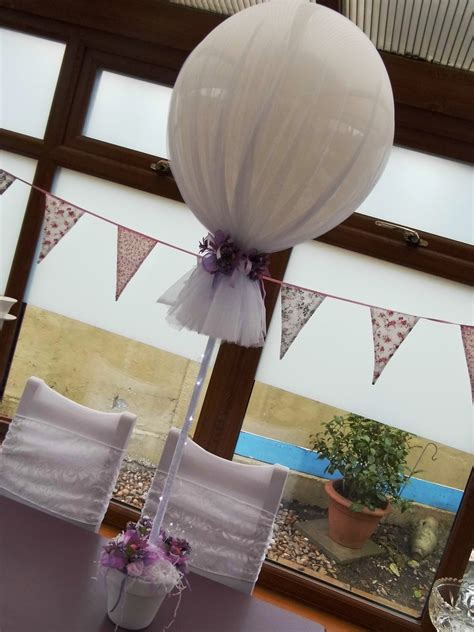 Tullevered Balloons