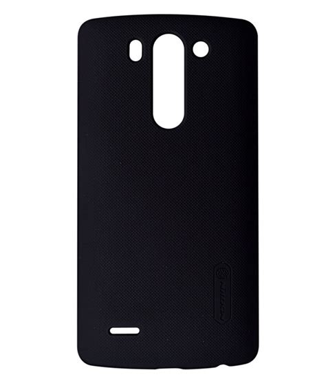 Back Cover Lg G3 Back nillkin black back cover for lg g3 beat plain back