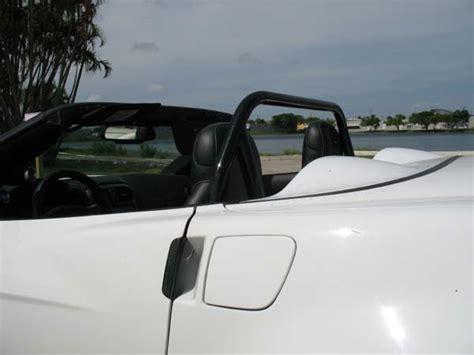 c6 corvette roll bar c6 corvette 2005 2013 convertible custom 4 point bolt on