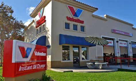 best chagne deals valvoline instant change up to 45 san diego