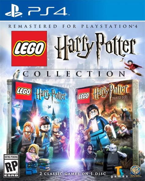 Kaset Ps4 Lego Harry Potter Collection lego harry potter collection releases october 18 for ps4