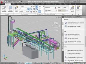 Autoplant 3d by Autocad Plant 3d With Software Dvd Certification And Adverts Nigeria