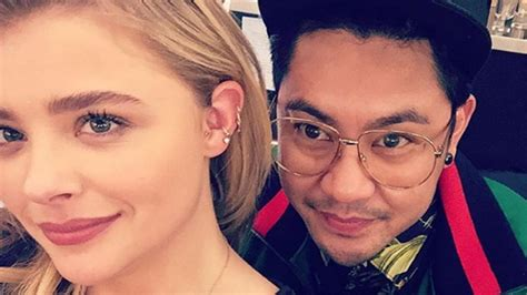 chloe grace moretz tattoo grace moretz shows new tattoos see which